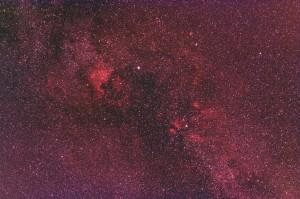 Cygnus - North America Nebula